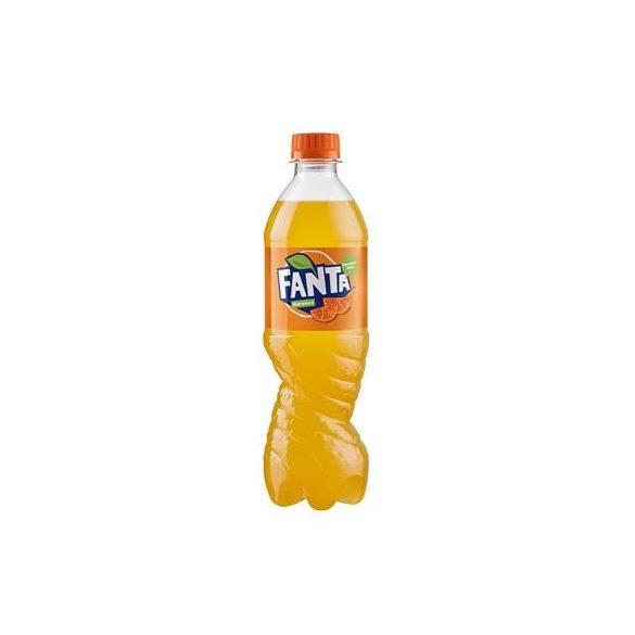 Fanta Narancs Zero 0,5L