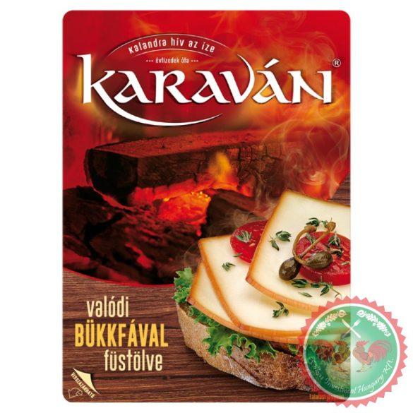 KARAVÁN szeletelt sajt 125 g