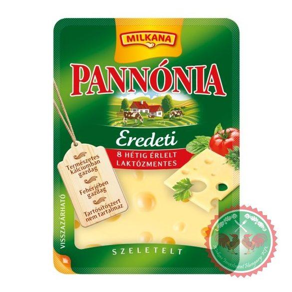 PANNÓNIA sajt szeletelt 125 g