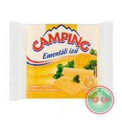Camping szeletelt ementáli 100 g