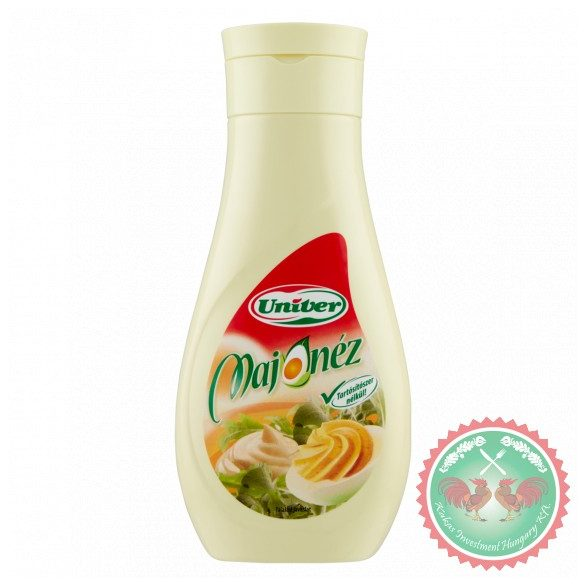 Univer majonéz flakonos /420 g/