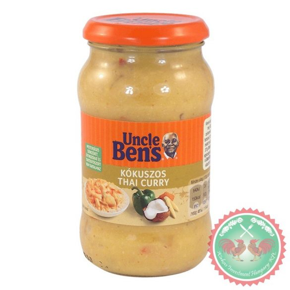 Uncle Bens Kókuszos thai curry /400 g/