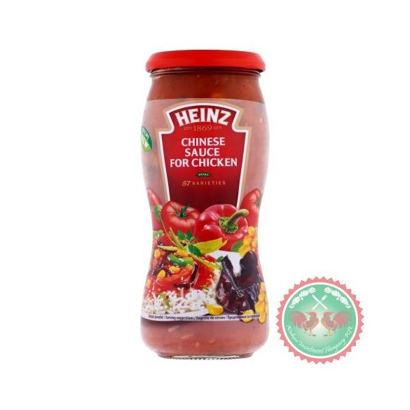 Heinz Chinese sauce for chickem /500 g/