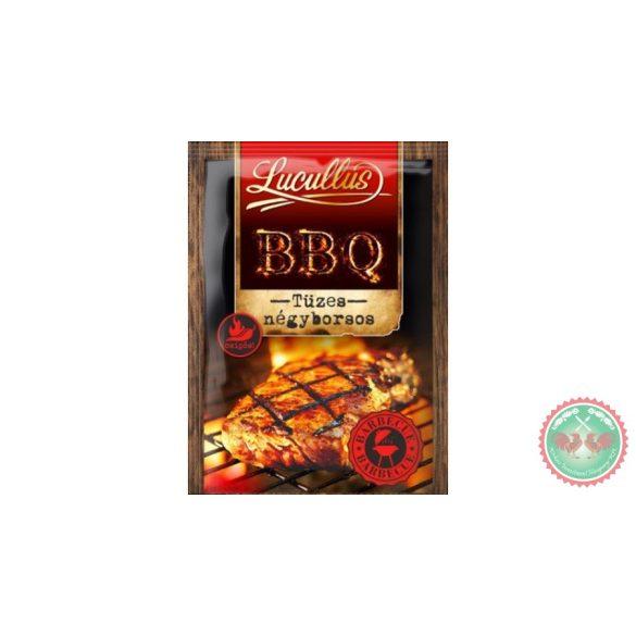 BBQ Tüzes négyborsos keverék  /25 g/