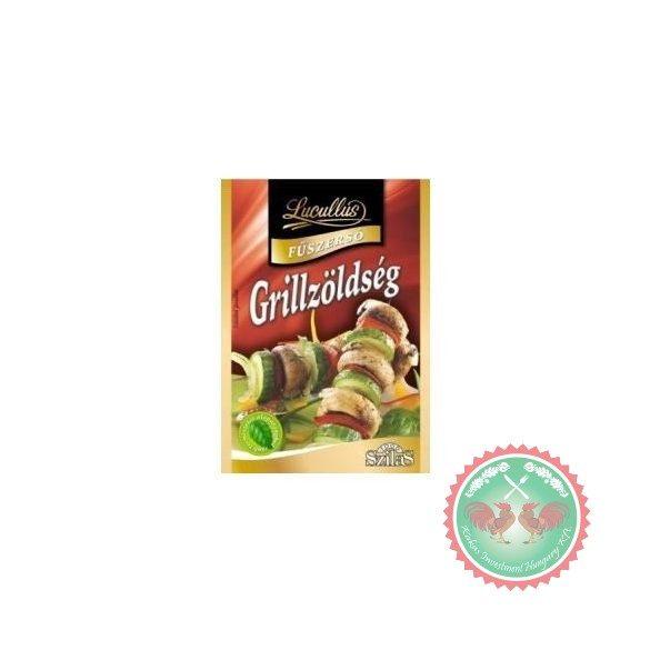 Grill zöldség fűszersó /30 g/
