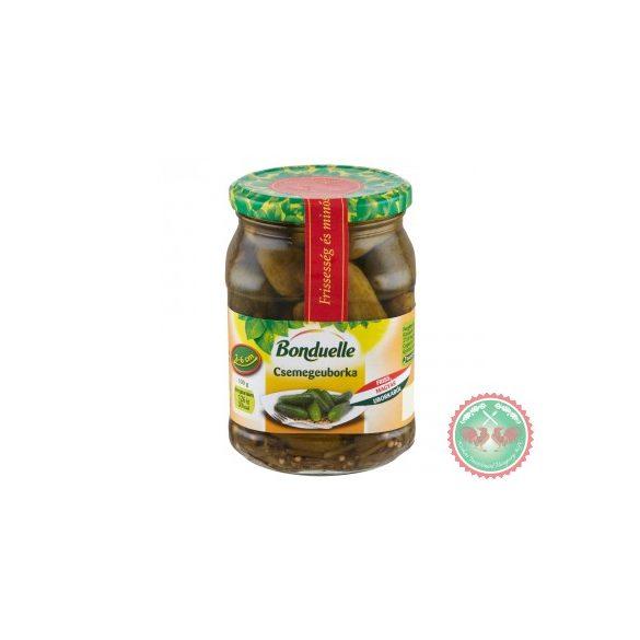 BONDUELLE csemege uborka apró 3-6 cm  540 g