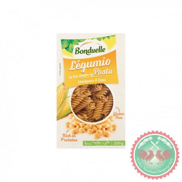 BONDUELLE Fussili tészta csicseriborsó és kukorica ; gluténmentes 250 g