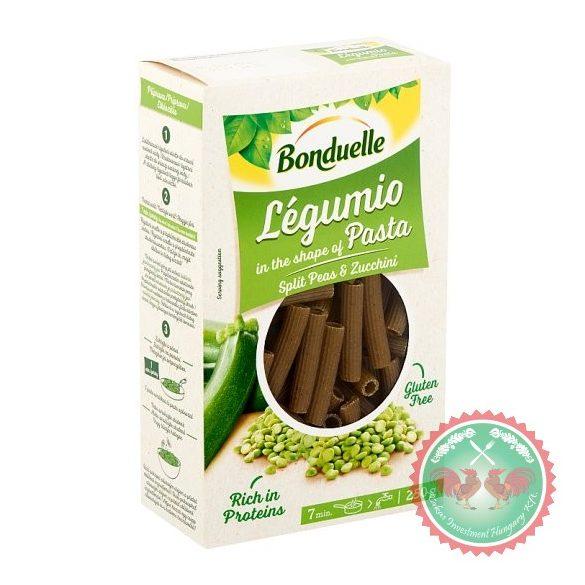 BONDUELLE Rigatoni tészta zöldborsó és cukkini; gluténmentes 250g