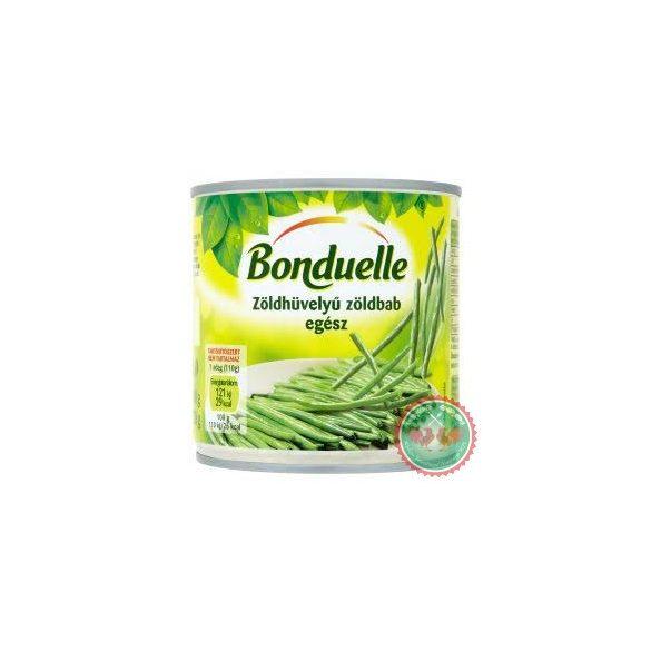 BONDUELLE zöldhüvelyű zöldbab400 g