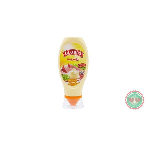 GLOBUS majonéz flakonos 415 g