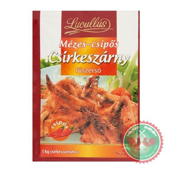 LUCULLUS mézes-csípős csirkeszárny fűszerkeverék 48 g