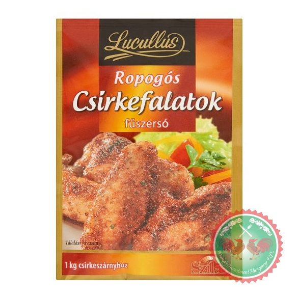 LUCULLUS ropogós csirkefalatok 40 g