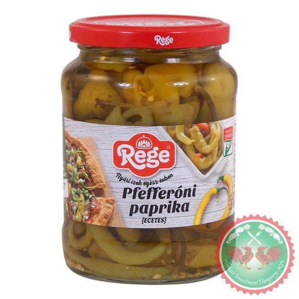 REGE Pfefferoni paprika 680 g