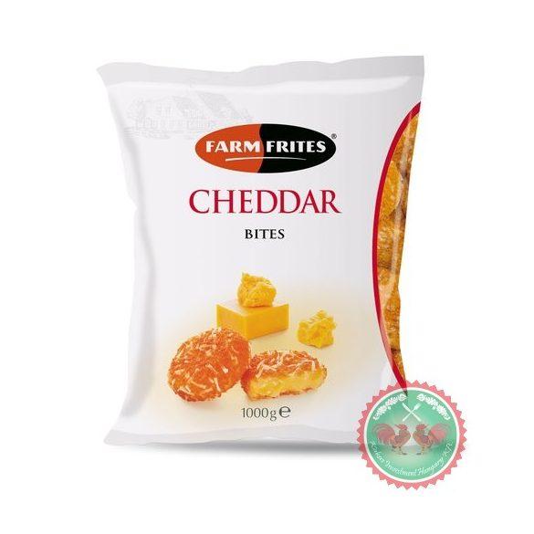 Cheddar falatok (FARM FRITES)
