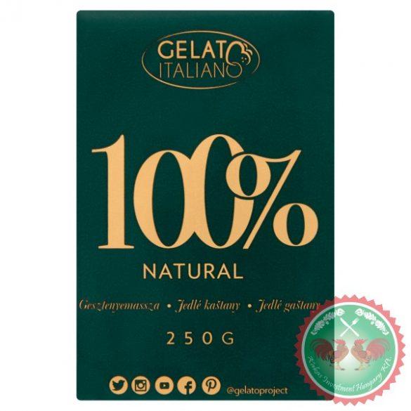 Natur gesztenyepüré 100% csom. 48*250g