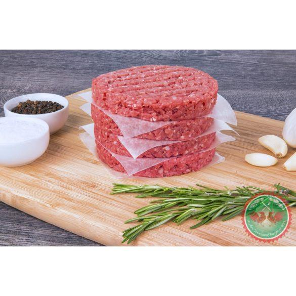 Hamburgerpogácsa (marha, 86% Prémium, 125mm/100g)