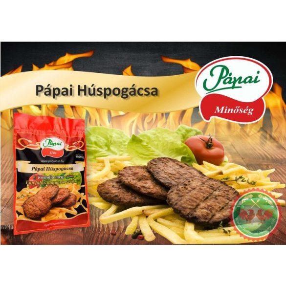Hamburgerpogácsa (Pápai, sertés, 5-6dkg/db)