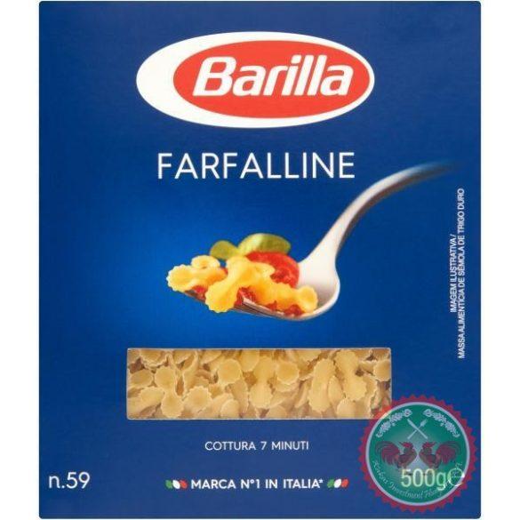 Tészta Barille farfalline 500gr