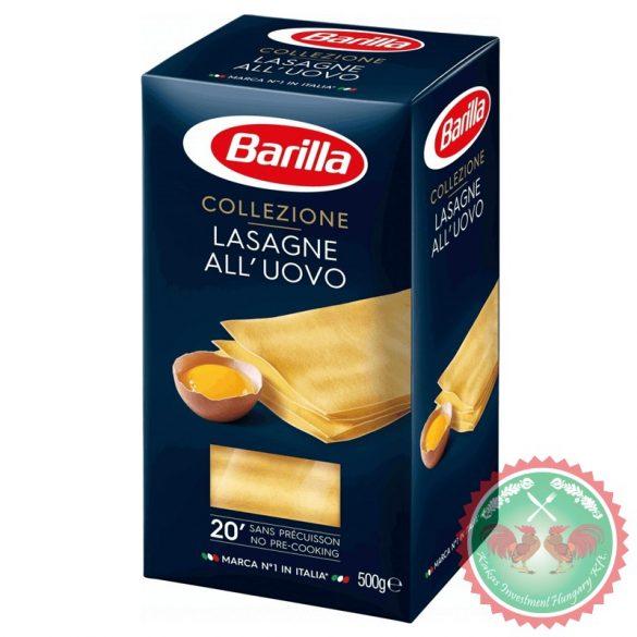 Tészta Barilla Lasagne 500gr tojásos