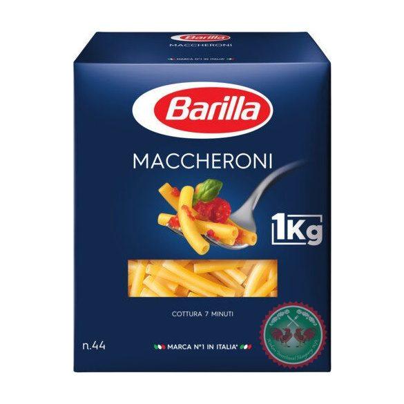 Tészta Barilla maccheroni 1kg