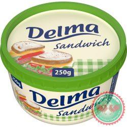 Delma margarin 250g sandwich