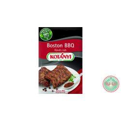 Kotányi BBQ  Boston kávés Rub 22g