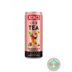 0,25 l Can XIXO Ice Tea Barack Zéró