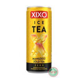 0,25 l Can XIXO Ice Tea Mangó Zéró