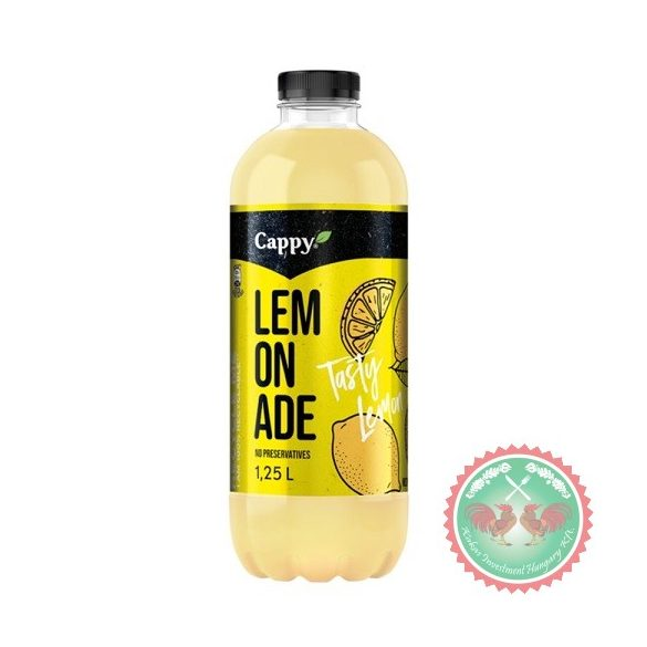 Cappy Happy Lemon-Mint 400ml