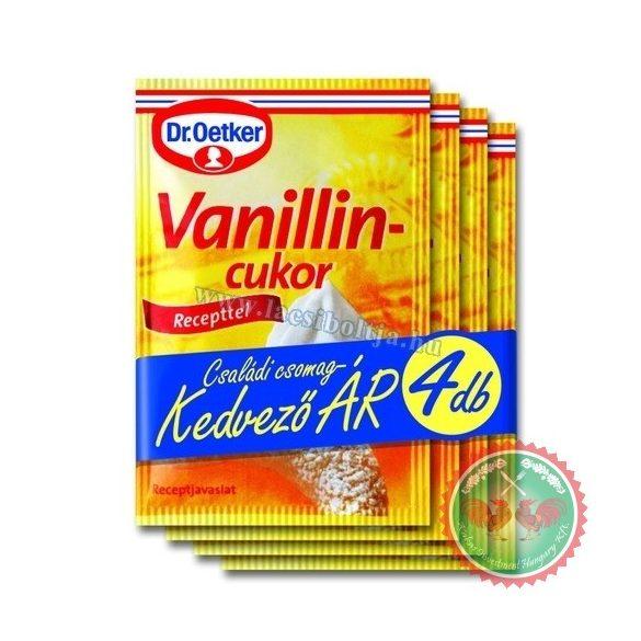 Dr.Oetker Vaníliás cukor 4*8g