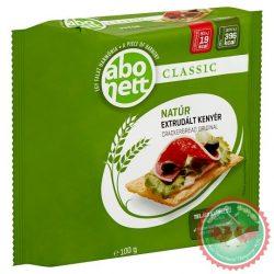 Abonett extrudált kenyér natúr 100g